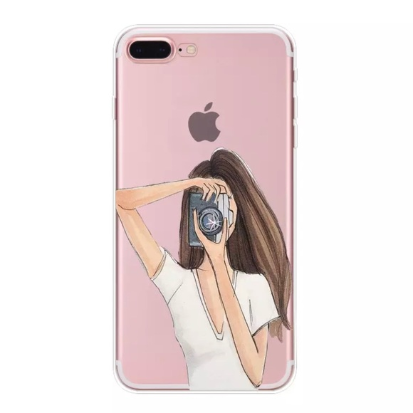 Accessories - 🔥 JUST IN 🔥FASHION GIRL CASE IPHONE 7 8 PLUS